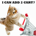 Product Listing Ads Shopping Cart Kitty