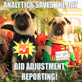 Google Analytics Bid Adjustment Reports, Google Analytics, Enhanced Campaign, Reporting, Updates