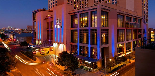 The Hilton Austin: Official Hotel of Hero Conf 2014