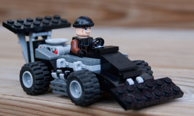 Image of lego driver